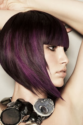 Stacked Bob Hairstyle Images