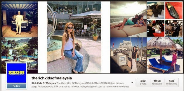 Anak Rozita Che Wan, Rich Kids Of Malaysia Yang Paling Sejati, info, terkini, hiburan, sensasi, rozita che wan, Aaisyah Dhia Rana