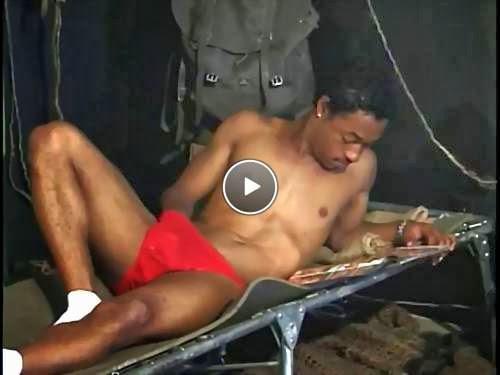 black gay hunks video
