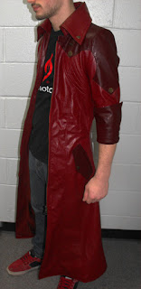 Dante Coat inspired by Devil May Cry 4