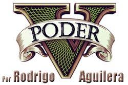 EL V PODER     por Rodrigo Aguilera