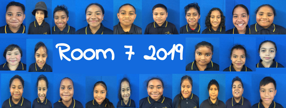 Room 7 @ Tamaki Primary School