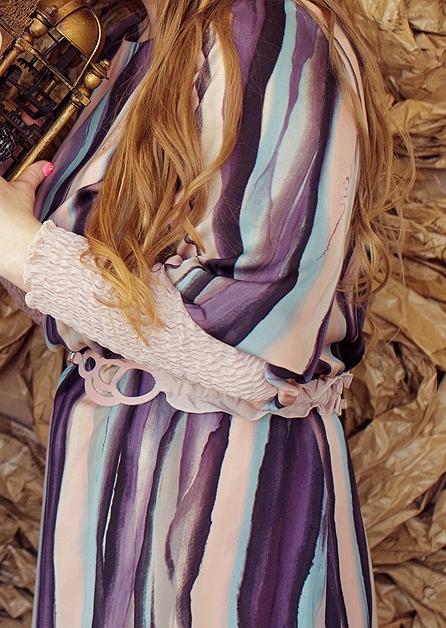 романтическое платье