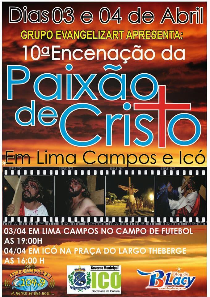 GRUPO EVANGELIZART DE LIMA CAMPOS - CEARÁ