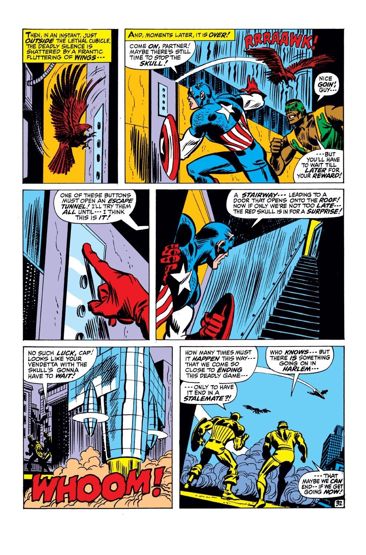 Captain America (1968) Issue #143 #57 - English 33