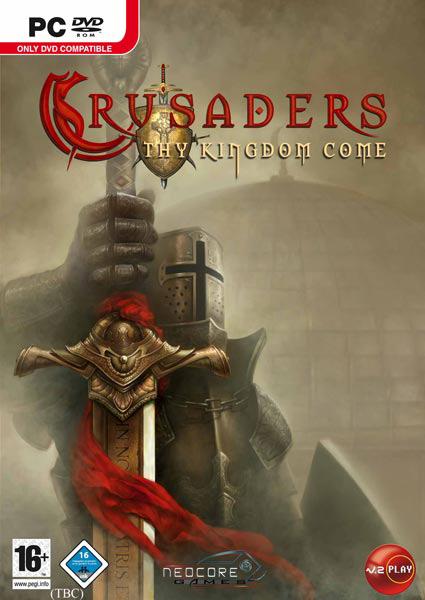 Crusaders Thy Kingdom Come [PC Full] Español [ISO] DVD5 Descargar