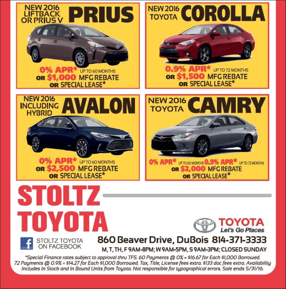 Stoltz Toyota b