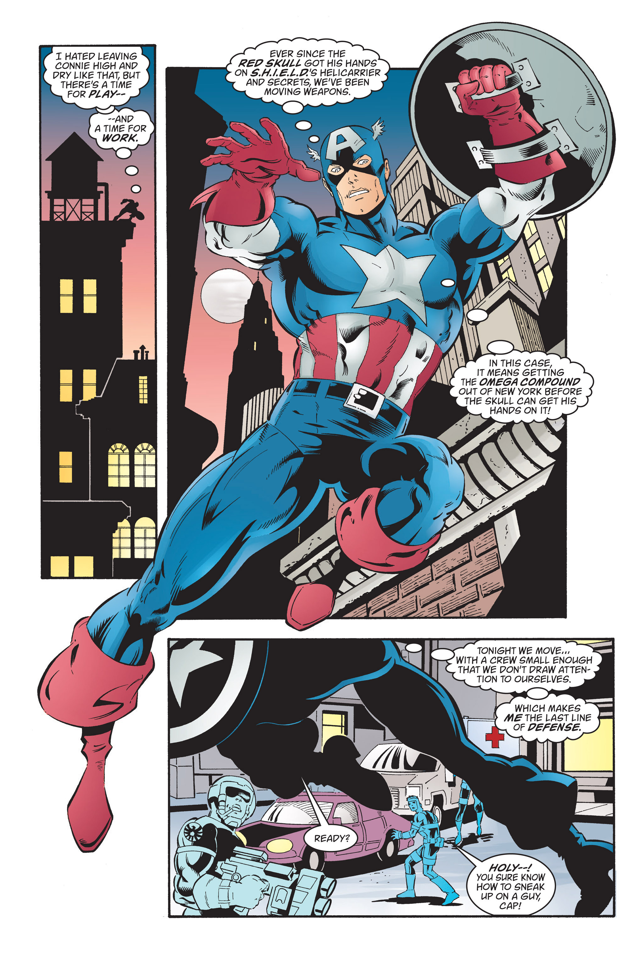 Captain America (1998) Issue #35 #41 - English 14