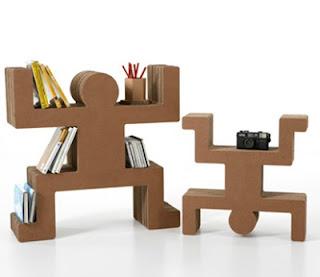 Como fabricar muebles con carton reciclado aprender - Fabricar muebles ...