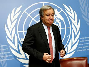 UNITED NATIONS Secretary General DESIGNATE.