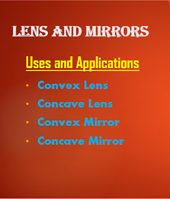 Applications of Lens and Mirrors