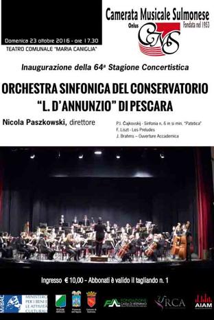 CAMERATA MUSICALE SULMONESE