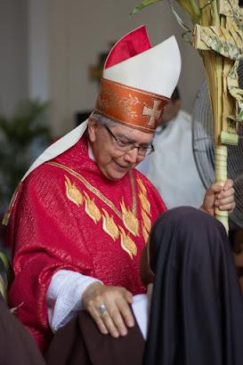 Mons. Ubaldo Santana