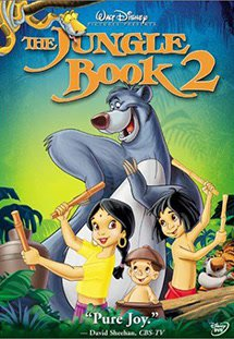 ậu Bé Rừng Xanh 2 - The Jungle Book 2