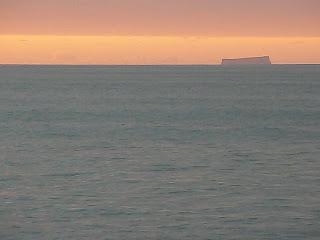 Roca Rodando at Dusk, Isabela Island, Galapagos
