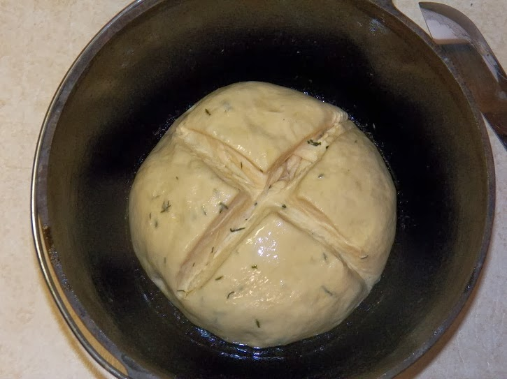 Pastor Ryan's Bloomin' Herb Bread Recipe — Dishmaps