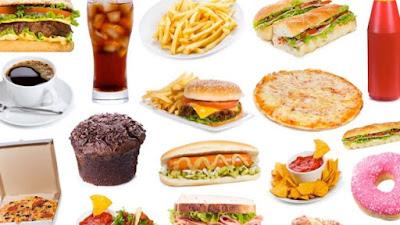 Tips Mengkonsumsi Makanan Instan dan Junk Food