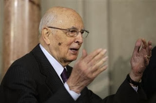 Italian political crisis