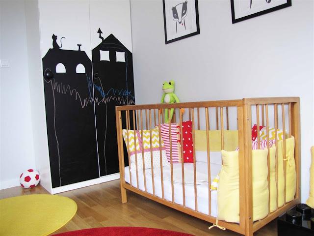 pokój dziecięcy, pokój dziecka, pokój rodzeństwa, pokój chłopców