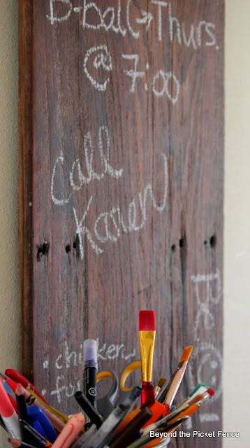 chalkboard chalk anything reclaimed wood ec4-beyondthepicketfence.blogspot.com