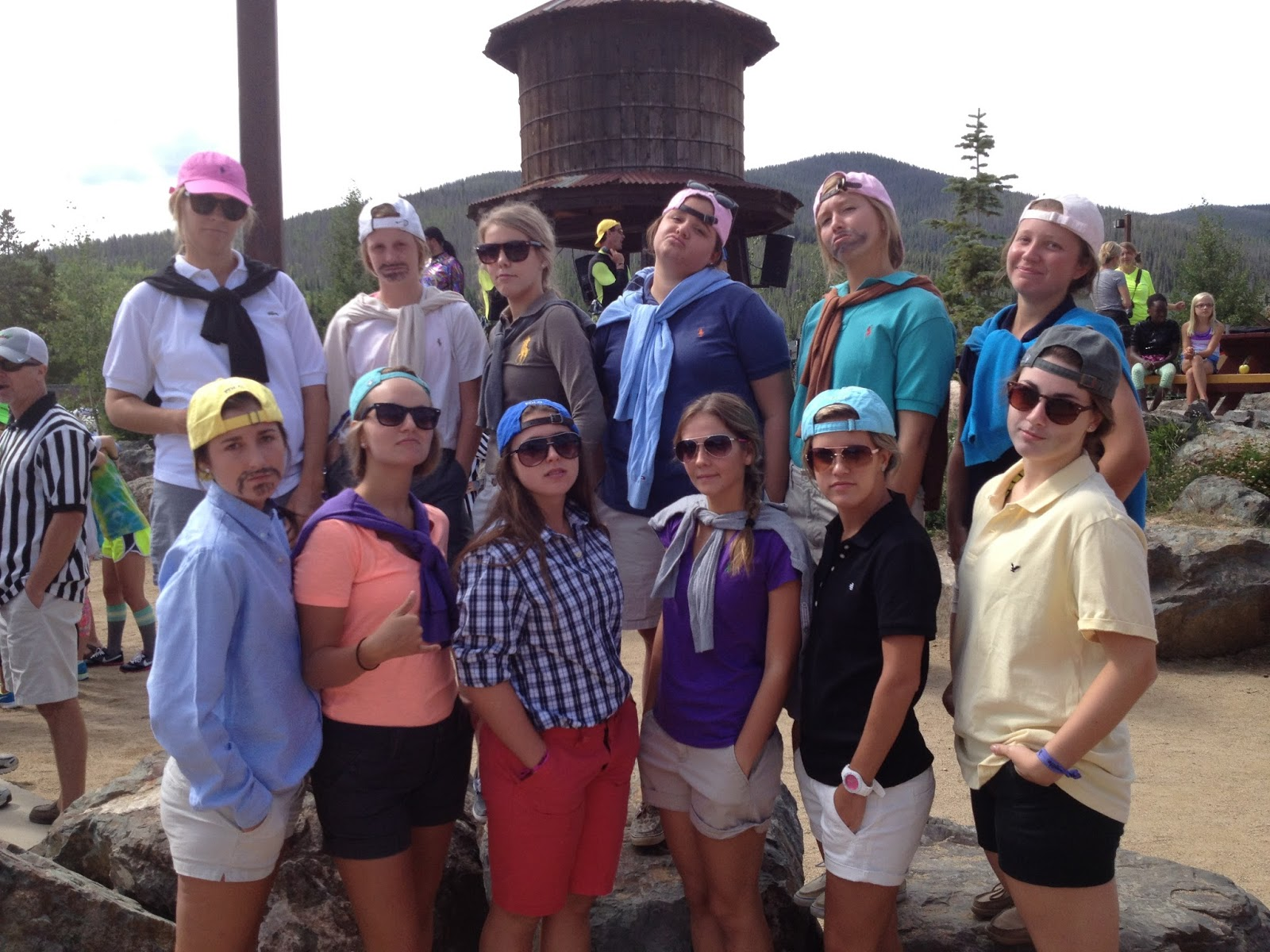 Earning The Right To Be Heard Yl Camp Diaries Day 2