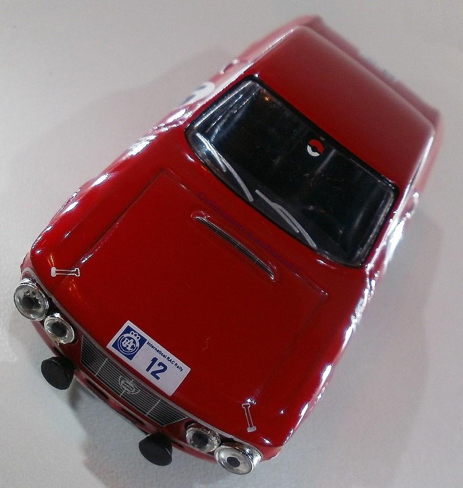 Lauburu43: Lancia Fulvia HF rallye 1.6 (1969)