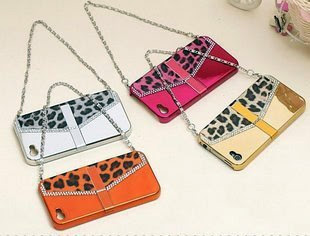 iPhone4 Case, Pinterest Phone, leopard print, handbag