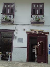 Casas Salamineñas.
