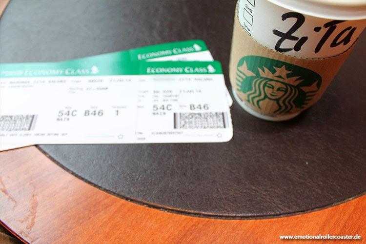 Flughafen Frankfurt Starbucks