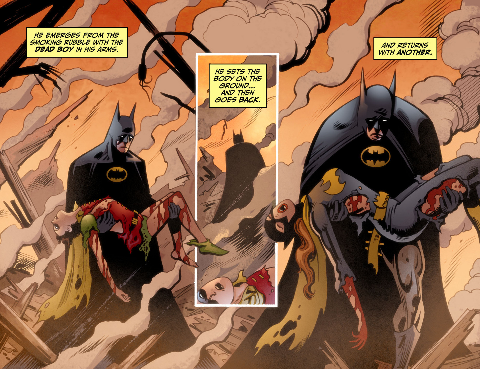 Batman Beyond (2012) Issue #11 #11 - English 3