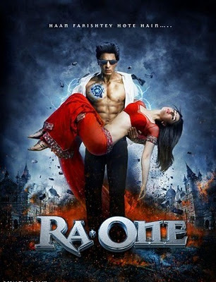 Ra One (2011) DVDScr 600 MB, ra one