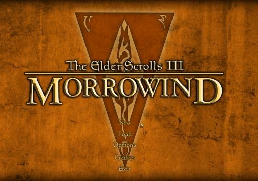 The Elder Scrolls 3 Morrowind Games
