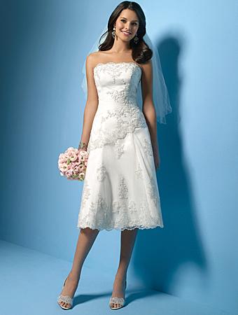 Short Wedding Dress: Go for Short Wedding Dress