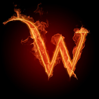 A-Z dengan Elemen Api - digaleri.com