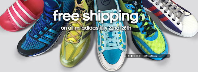 free shipping on mi adidas sale