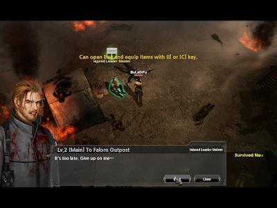 Metal Reaper Online - Dying Commander