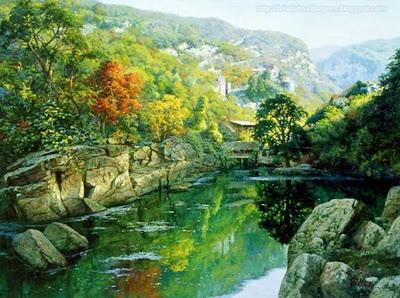 Koleksi Gambar Pemandangan Lembah Terindah