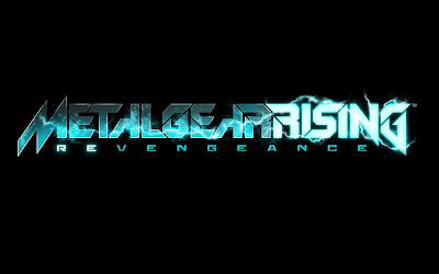 Metal Gear Rising: Revengeance Logo - We Know Gamers