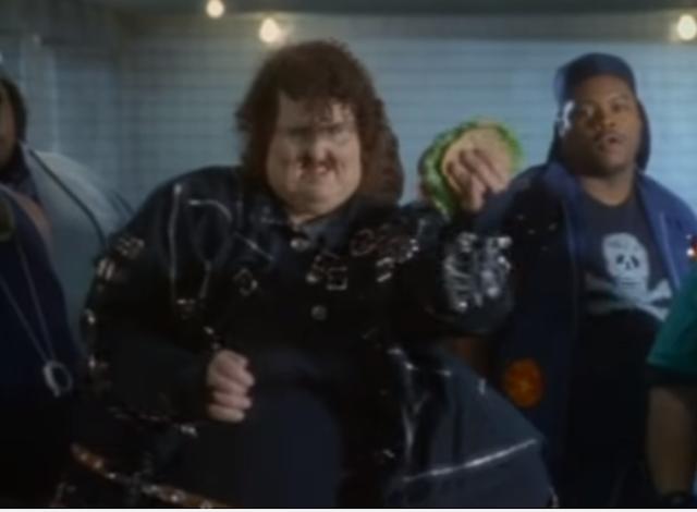 'Weird Al' - Fat
