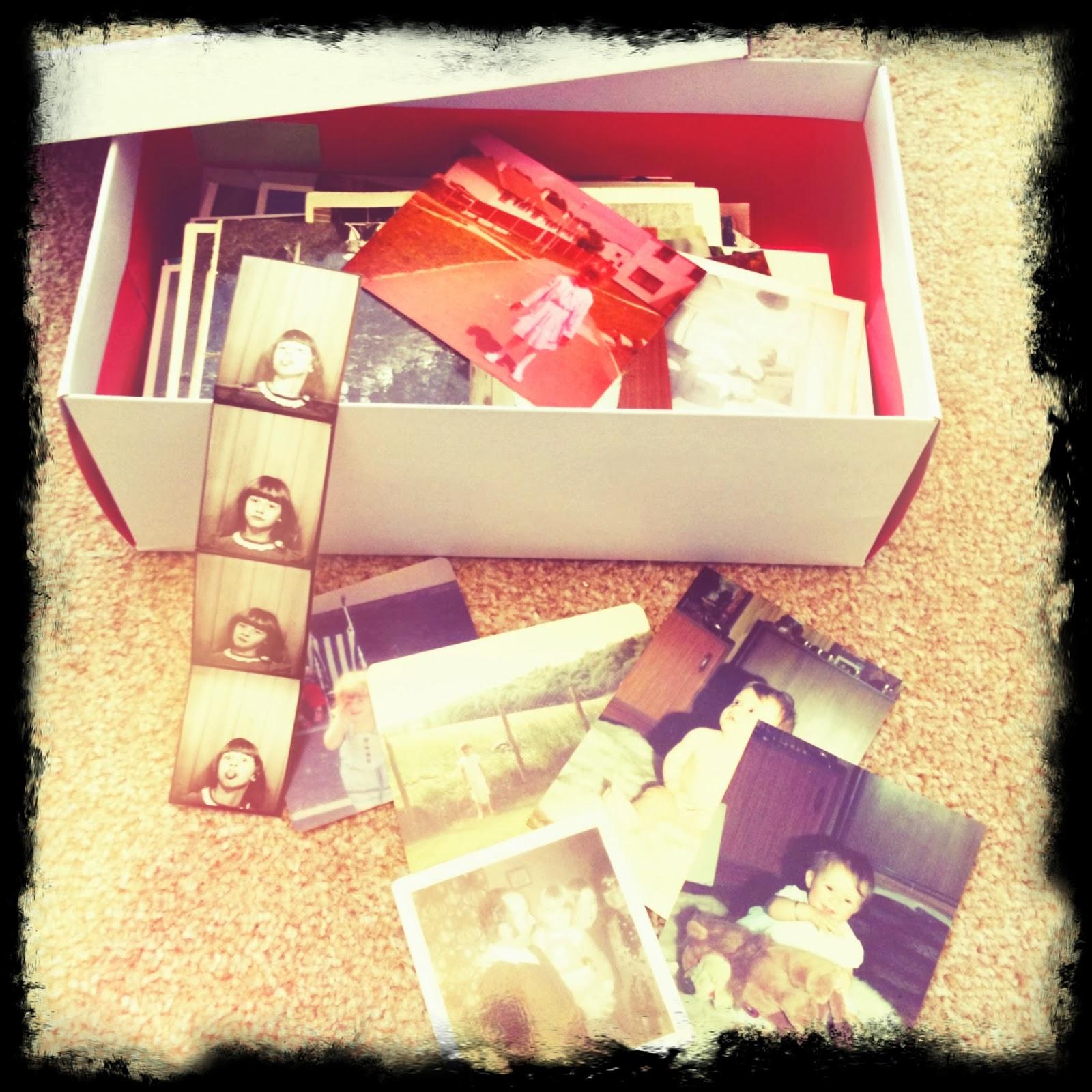 mamasVIB | V. I. BABYBRAIN: How to cherish those photos - old and new with Vintage Photo Lab, V. I. BOOK | How to cherish those photo | vintage photo lab | pocket booth | retro photos | baby book ideas | mamasVIB