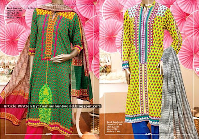 Junaid Jamshed Women Eid Collection 2015