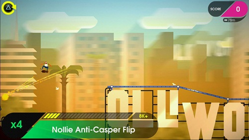 OlliOlli2: Welcome to Olliwood - PC (Download Completo em Torrent)