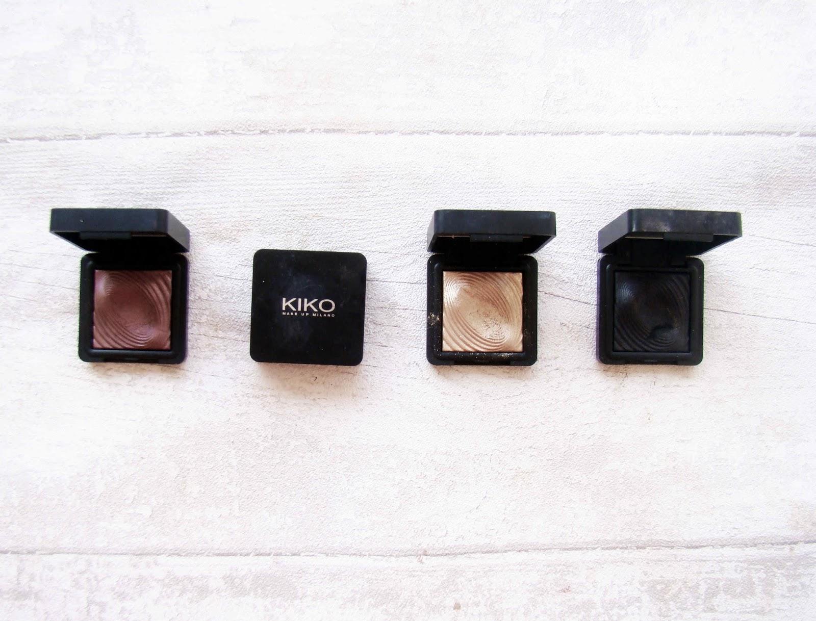 Water Eyeshadow de Kiko