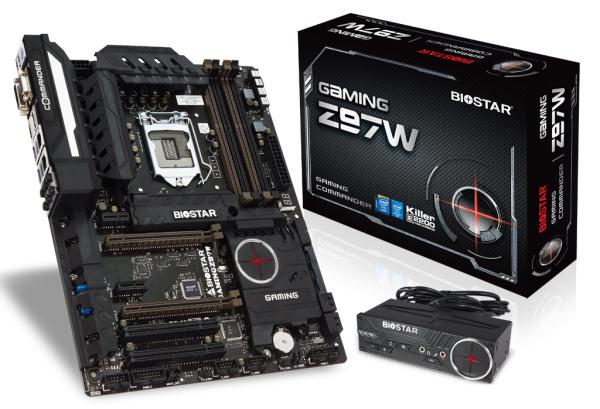 Biostar Z97W Gaming