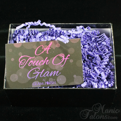Glam Polish Limited Edition Mini Holo Gift Box - Unboxing