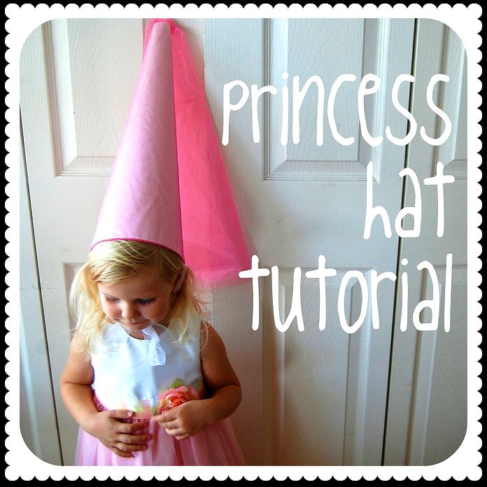 Membuat Topi Princess Untuk Kostum Pesta Anak
