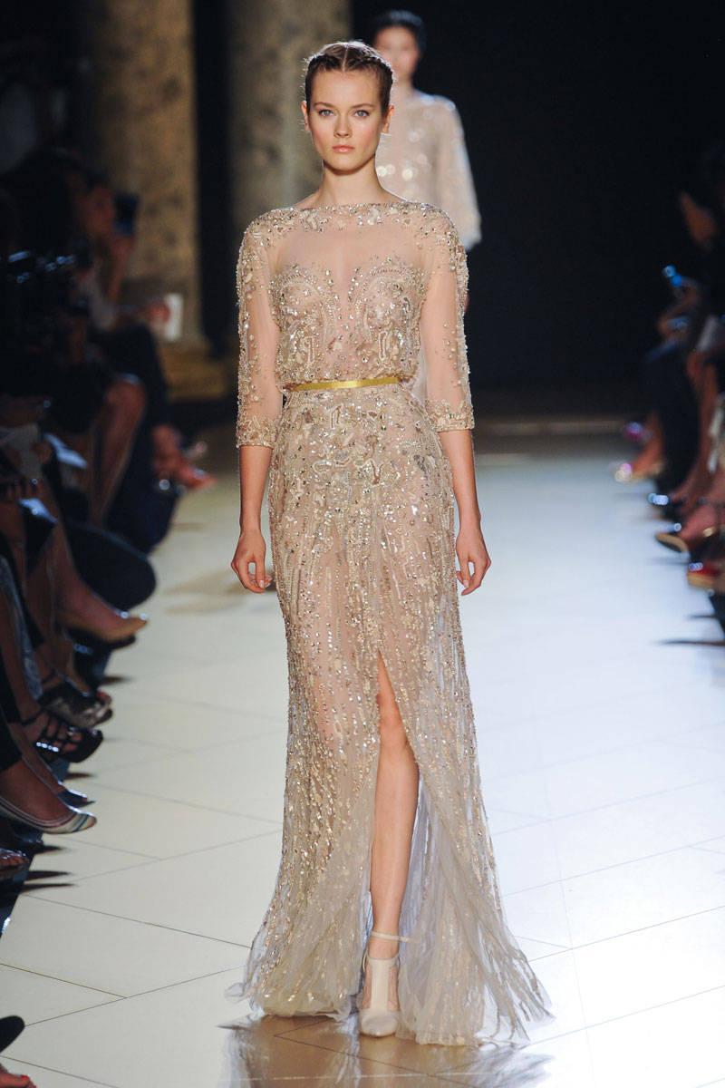 Rhyme&Reason: Holiday Wear: Elie Saab Evening Wear