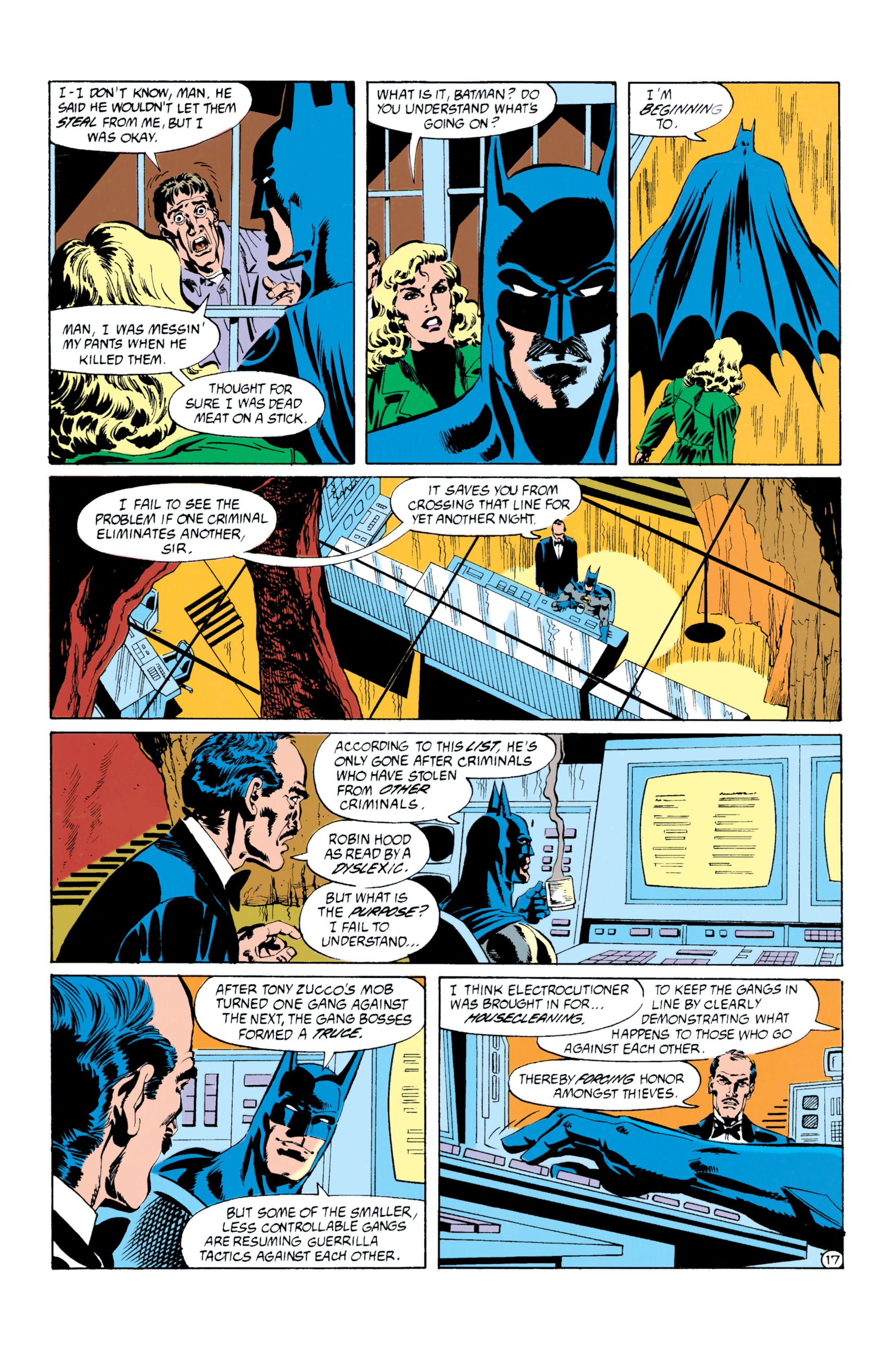 Detective Comics (1937) Issue #626 Page 18