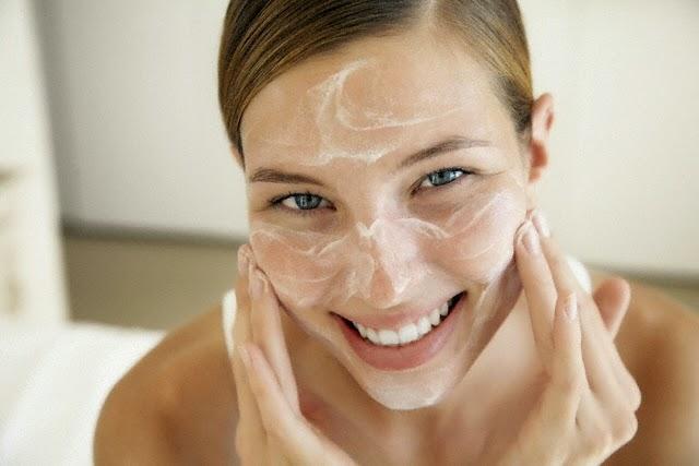 How to make a homemade facial peel