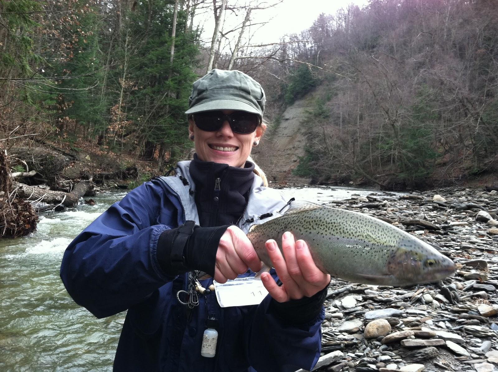 North western pennsylvania fly fishing november 2011 for Plenty of fish erie pa